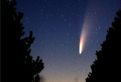 Комета С2020 F3 Neowise